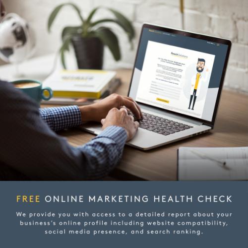 #IAmOpen - Free Online Marketing Health Check