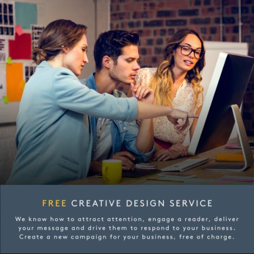 #IAmOpen - Free Creative Design Service